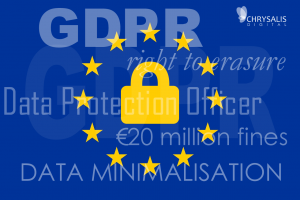 10 things your company needs to know about the GDPR